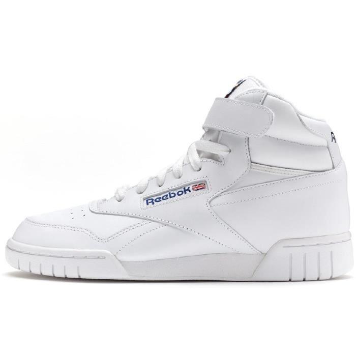 Reebok Classic Ex-O-Fit Hi Chaussures de tennis en Blanc 3477