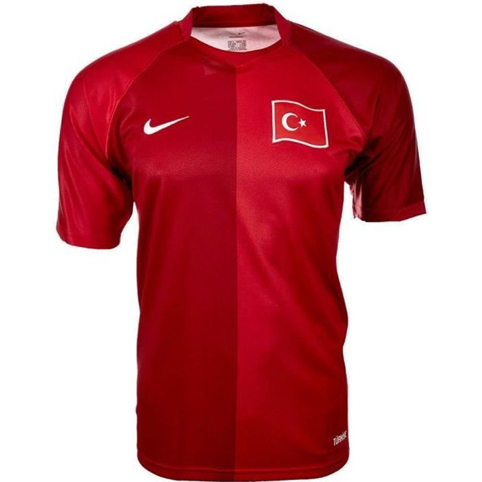 Maillot enfant Turquie Domicile Shirt Turkey Home junior Rouge