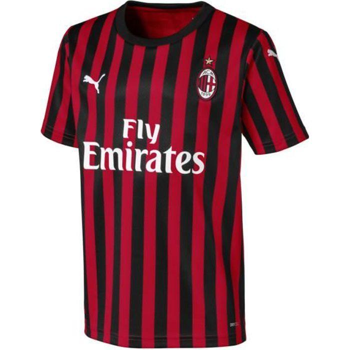 Maillot domicile junior AC Milan 2019/20