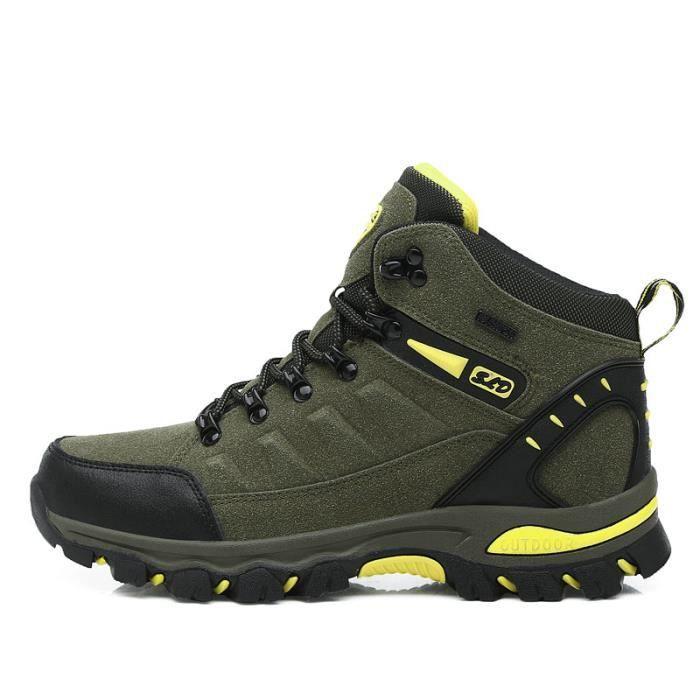 Chaussures marche randonnées Hommes Trekking Outdoor Running