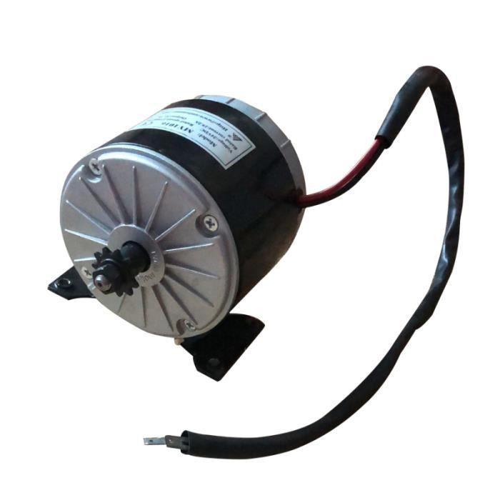 1PC moteur à courant continu 24V de brosse électrique à grande vitesse à pour vélo TRIPORTEUR A MOTEUR - QUADRIPORTEUR A MOTEUR