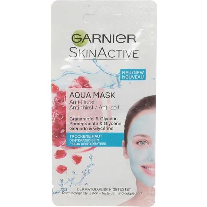 GARNIER Masque anti soif à l'eau Skinactive