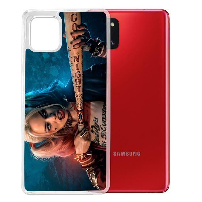 Coque pour Samsung Galaxy A51 - Harley-Quinn-Batt