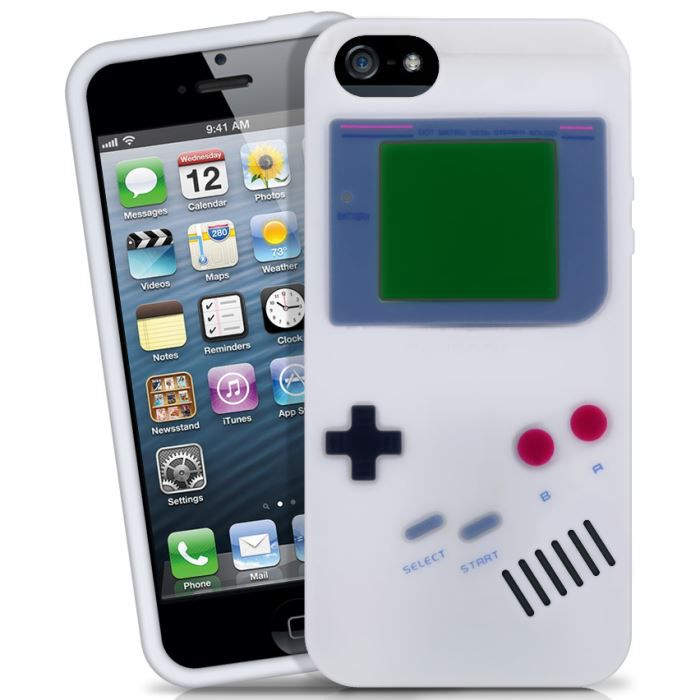 coque iphone 6 jeux video