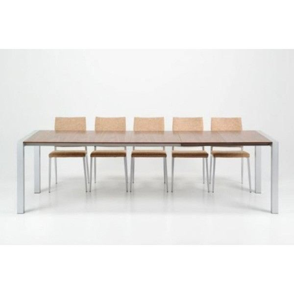 Table extensible design marcy achat vente table - Table a manger design extensible ...