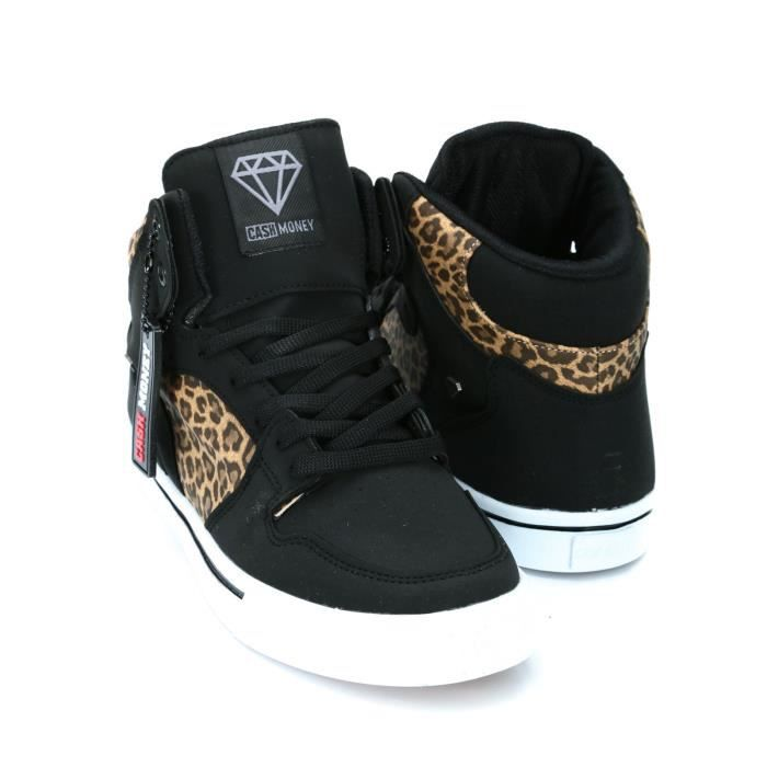 BASKETS CMS13 BASKETS CASH MONTANTE SURVIVOR MONTANTE MONEY LEOPARD pqwwXrB57n