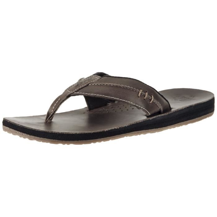 Leather Marbea Thong Sandal YZ9UC Taille-39