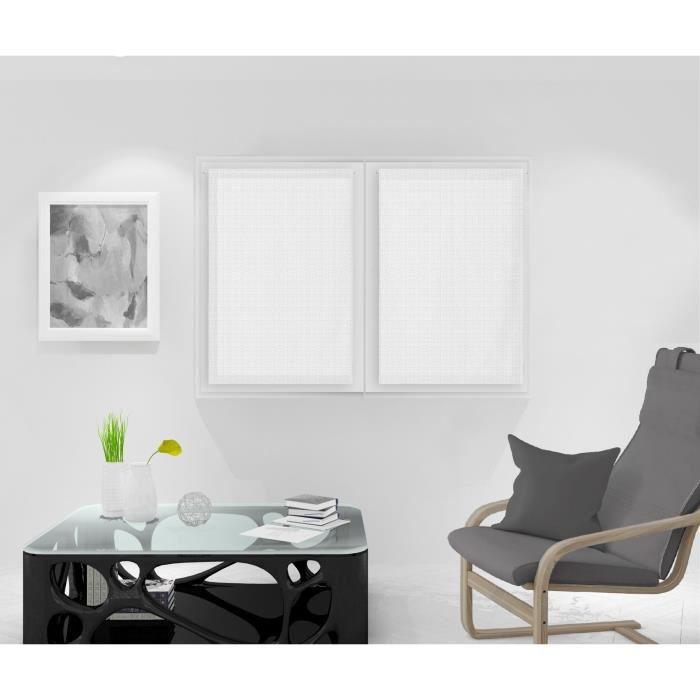 60x90 cm blanc Soleil docre brise bise panama