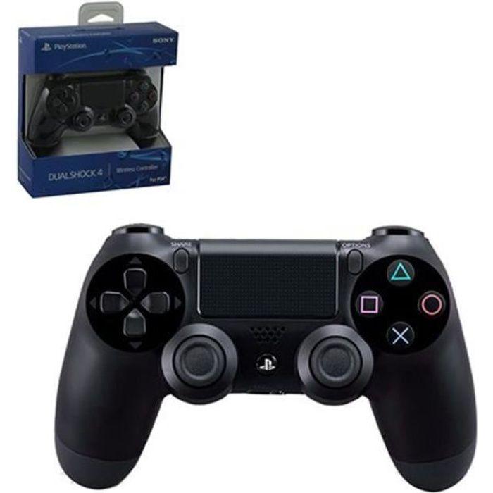 MANETTE JEUX VIDÉO Manette Pad Officiel Sony PlayStation 4 PS4 Dual S