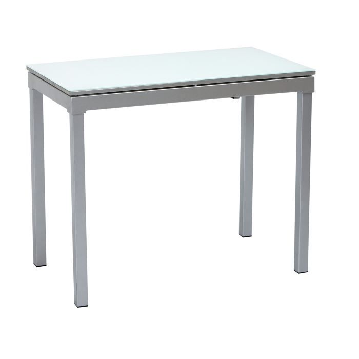 Table de cuisine moderne vana achat vente table de for Table de cuisine kreabel