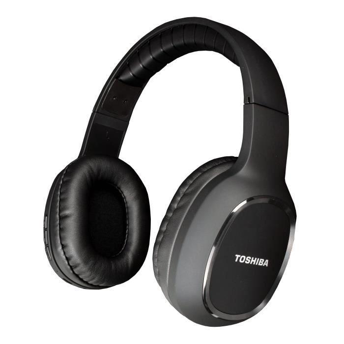 Casque Arceau Toshiba Bluetooth - casque