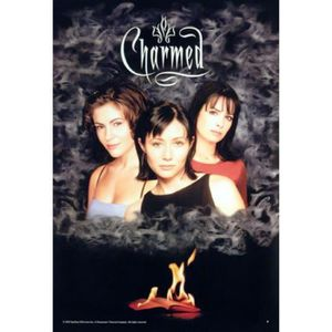poster charmed achat vente pas cher. Black Bedroom Furniture Sets. Home Design Ideas