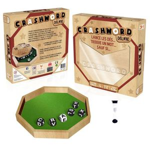 TOPI GAMES - Crashword Deluxe