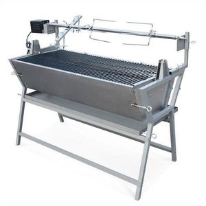 BARBECUE Rôtissoire électrique inclinable Mathurin inox, to