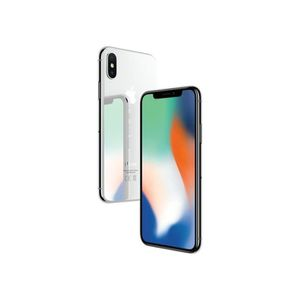 SMARTPHONE Apple Iphone X Argent 64 Go - MQAD2ET/A