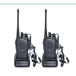 TALKIE-WALKIE 2 pcs Talkie Walkie Radio BaoFeng BF-888S 5 W Port