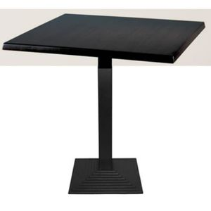 table mange debout carre achat vente table mange. Black Bedroom Furniture Sets. Home Design Ideas