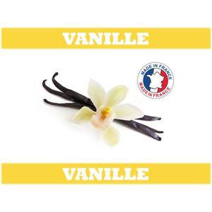 LIQUIDE e-liquide français 10 ml saveur Vanille 11mg