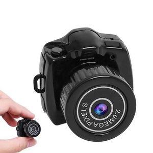 APPAREIL PHOTO RÉFLEX Super Mini caméra caméscope HD 1080P Micro DV DVR