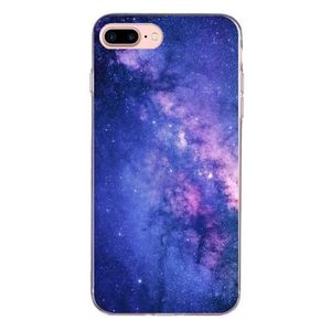 coque iphone 8 silicone galaxie