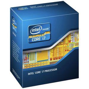 PROCESSEUR Intel Core Intel® Core™ i7-3930K Processor (12M Ca