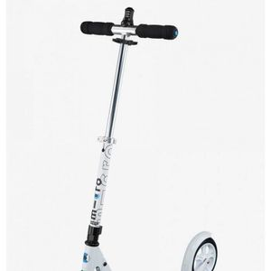 TROTTINETTE Trottinette Micro White Deluxe - suspension avant