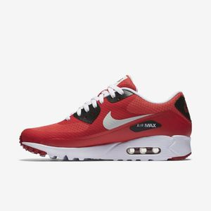 Basket Air Nike Air Basket Max 90 Ultra 819474 600 Rouge Rouge 32f8e1