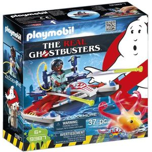 UNIVERS MINIATURE PLAYMOBIL 9387 - The real Ghostbusters Edition Lim