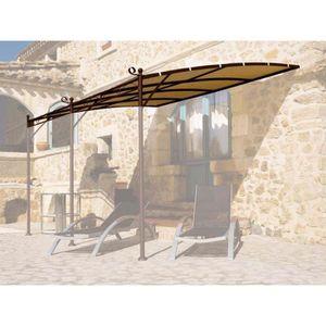 TONNELLE - BARNUM Toile pour tonnelle adossée ILLUSION 3 m x 4 m