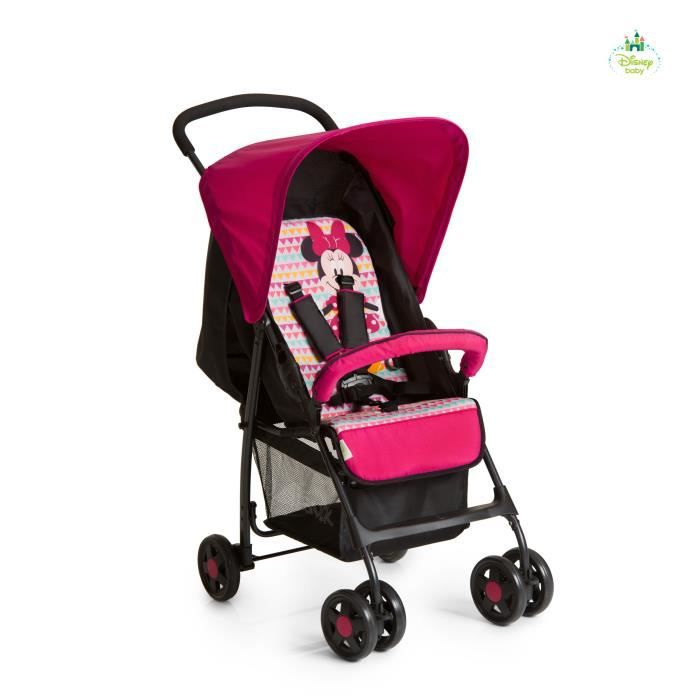 MINNIE Poussette Canne Sport Minnie Geo pink