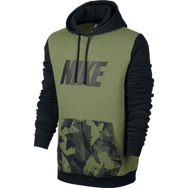 nike sweat capuche homme achat vente nike sweat capuche homme pas cher cdiscount. Black Bedroom Furniture Sets. Home Design Ideas