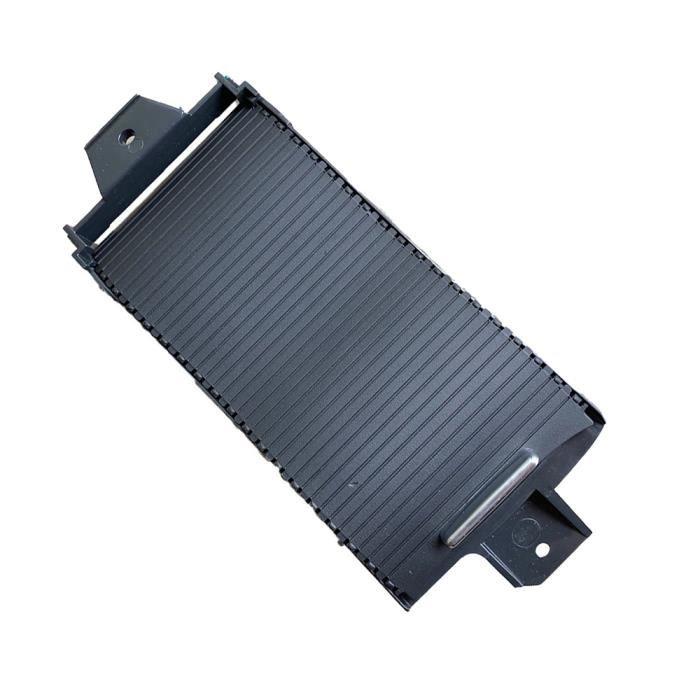 Accessoires auto intérieurs,Boisson noire pour voiture VW Golf MK5 MK6 6 Jetta 5 EOS Scirocco, Console centrale support de verre,