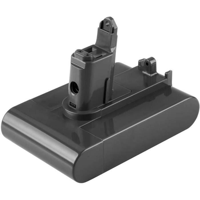 Batterie pour Dyson DC45 DC34 DC43H DC35 DC31 DC44 17083-04 917083-01 17083-2811 18172-01-04 Type B 22.2V (Pas pour Type A)