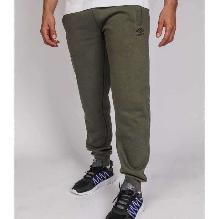 UMBRO Pantalon Pantalon Sportwear Homme Kaki Mixte