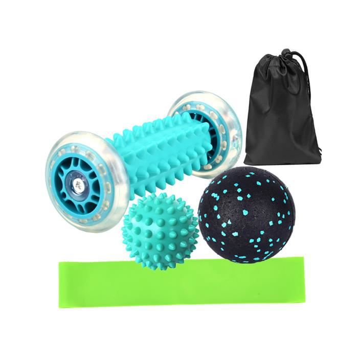 Yoga Massage Roller Ball Gym Massage Yoga Exercice Fitness Ball Relaxed Comprehensive Ball Muscle Relaxation Fitness