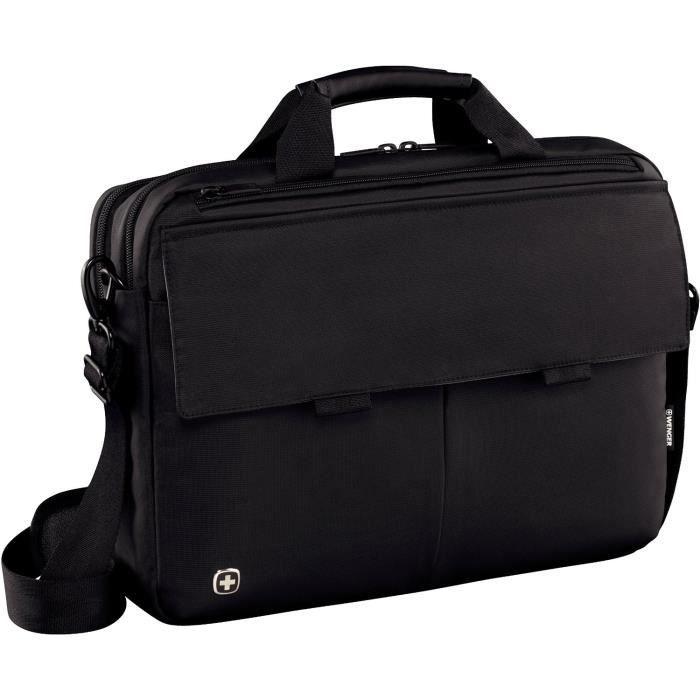 Wenger Route Mallette pour portable 16- avec tablette de poche - Noir