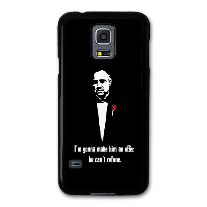 coque iphone 8 the godfather