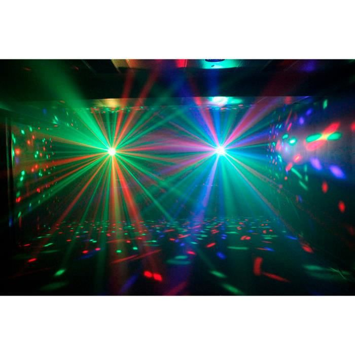 JEUX DE LUMIERE BOOMTONE DJ - PARTY BAR CRYSTAL