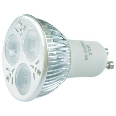 AMPOULE - LED Ampoule à led GU10-3X2W-6000K Lady Light®-Ampoul