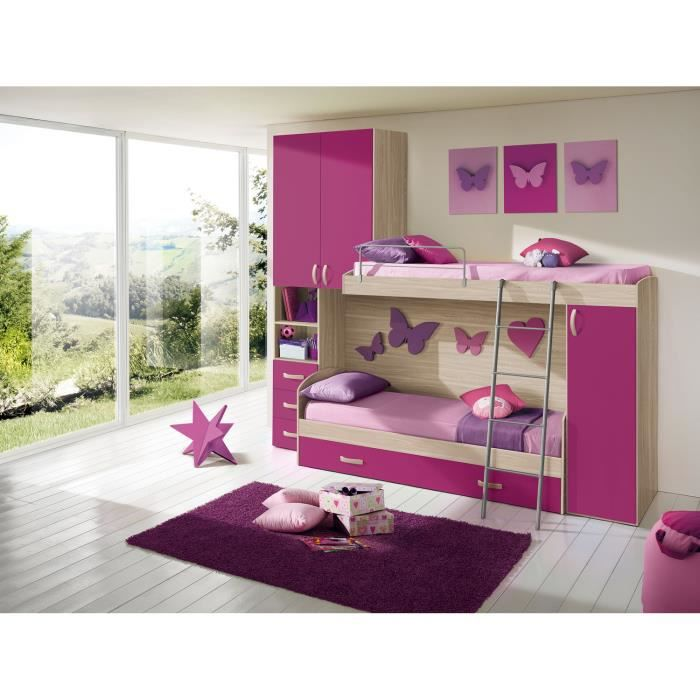 Perfect Chambre Duenfant Complte Hurra Combin With