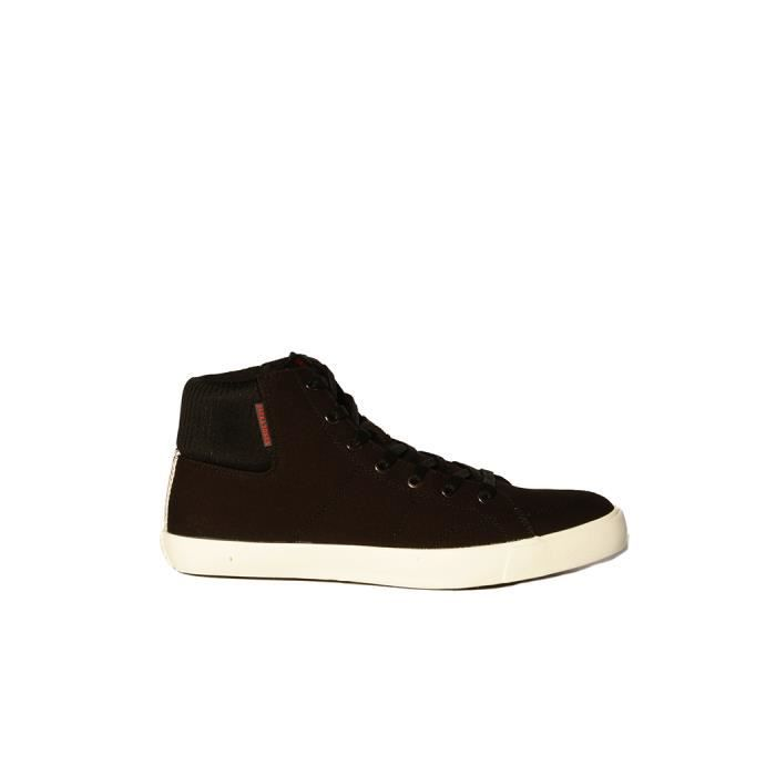 Jack & Jones Chaussures Homme - DUNMORE CANVAS _ANTHRACITE 9MErunE