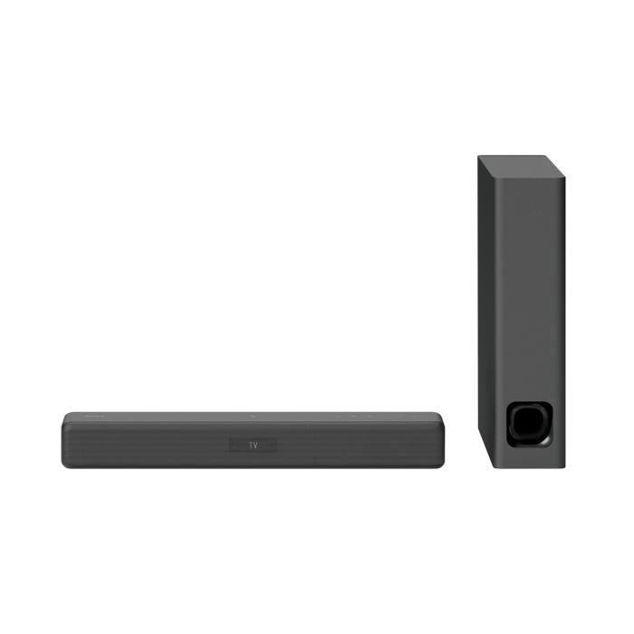 BARRE DE SON Sony HTMT500, 2.1 canaux, Avec fil &sans fil, 500
