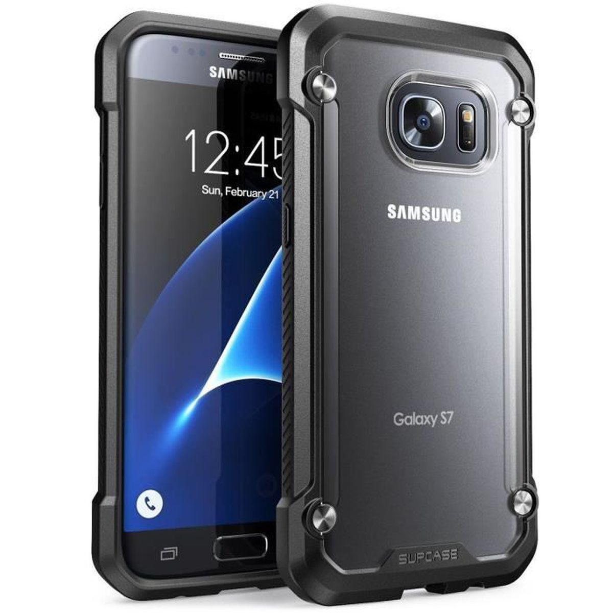 coque de protection galaxy s6 edge supcase