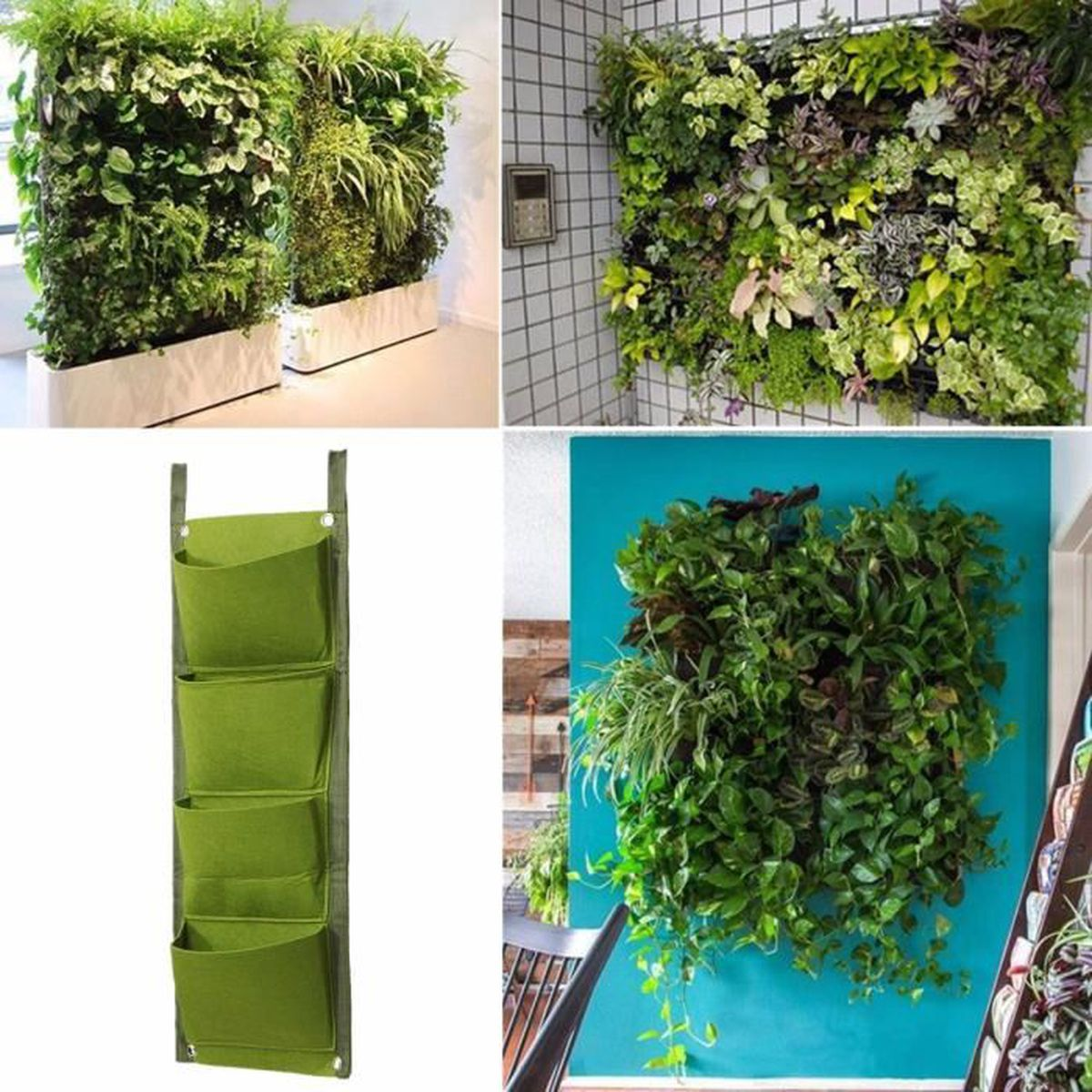 Support mural plantes achat vente support mural - Support mural plantes ...