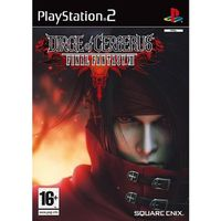 FINAL FANTASY 7 DIRGE OF CERBERUS / PS2