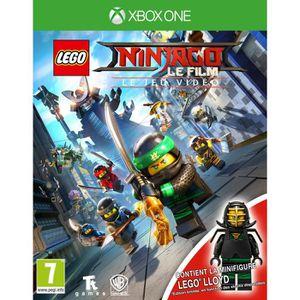 JEU XBOX ONE Lego Ninjago, Le Film : Le Jeu Video Edition Day O