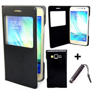 HOUSSE - ÉTUI Etui Coque S View  cover + Stylet Samsung Galaxy A
