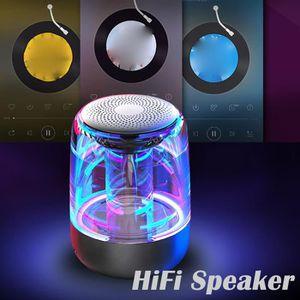 ENCEINTE NOMADE Portable RGB LED Haut-parleurs Blueteeth Night Lig