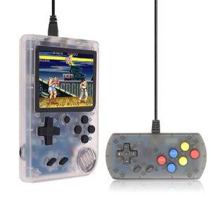 JEU CONSOLE RÉTRO Rétro mini console de jeu vidéo de poche intégrée