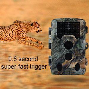 CAMÉRA SPORT Caméra vidéo de chasse, 16 MP 1080P HD Trail & Gam